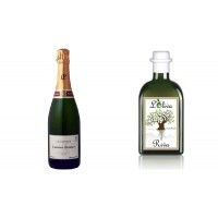 Laurant Perrier + Olio Cuvèe Rivale
